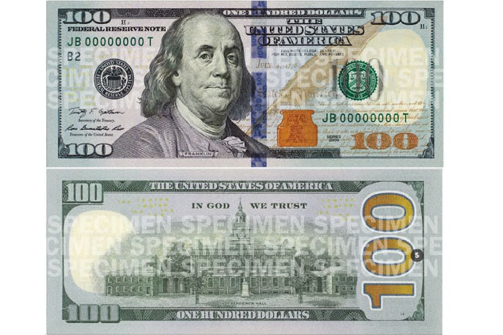 Three Subtle Changes To The Flashy New 100 Bill