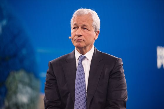 Dimon Will Go First in 'Fire Hose' Deluge of U.S. Bank Earnings