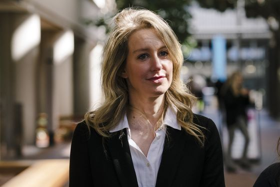 Holmes Says Her Wealth Has No Place in Theranos Fraud Trial