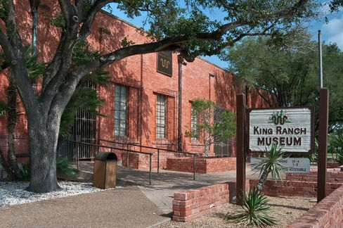 The King Ranch Museum in Kingsville, Tex.