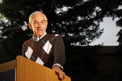 Short-Timer Ron Paul's Last Shot at Legalizing Pot