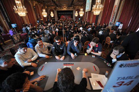 Poker Websites Agree to Settle U.S. Money-Laundering Probe