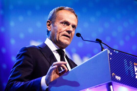 EU's Tusk Warns Nationalism Will Lead to 'Fundamental Threat'