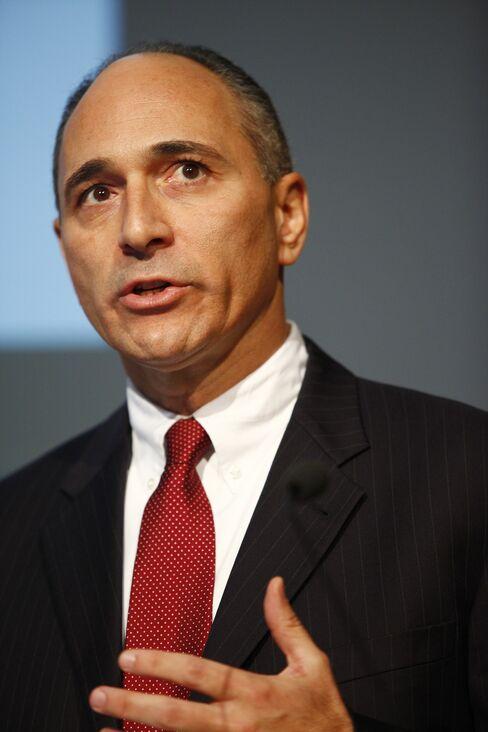 Novartis AG CEO Joe Jimenez