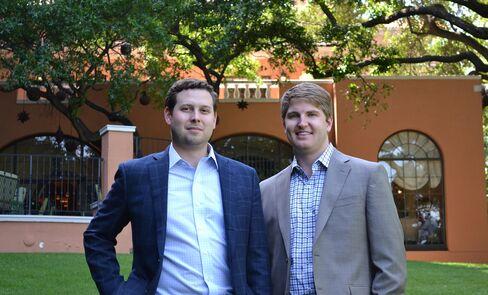 Griffin Perry & Matt Miller of Grey Rock Energy Partners