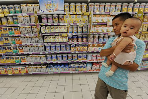 Nestle May Aim to Rebuild in Chinese Baby Food