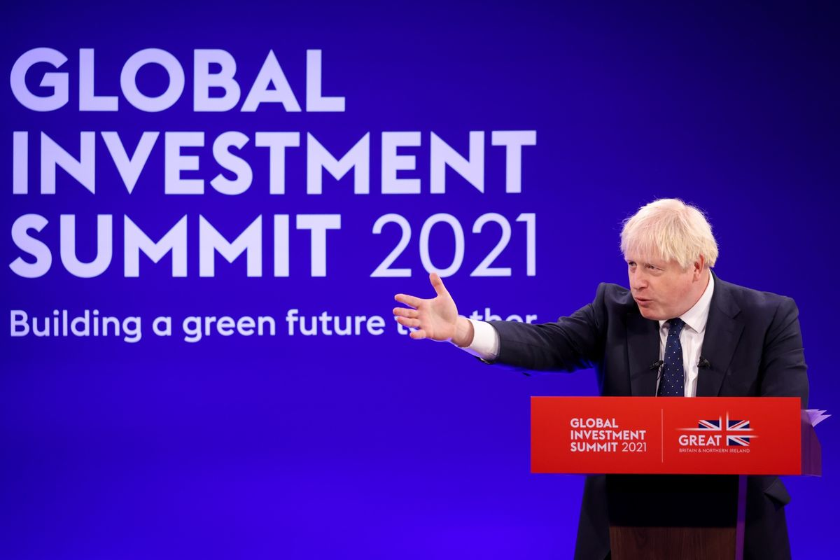 Shunned and Unloved, U.K. Business Is Boxed In by Boris Johnson