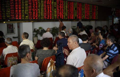 CHINA-ECONOMY-STOCKS-POLITICS