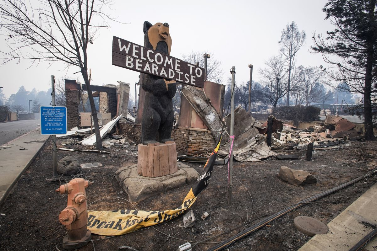 PG&E Is Offering $13.5 Billion in Compensation to Wildfire Victims