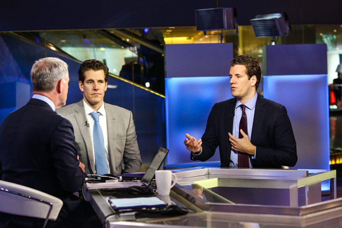 Five Reasons the Winklevoss Bitcoin ETF Should Be Approved ... - Bloomberg