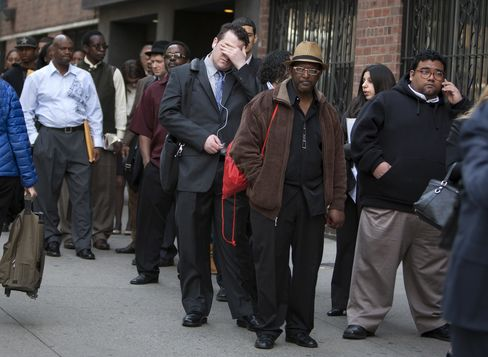 Initial Jobless Claims in U.S. Fell Last Week to 377,000