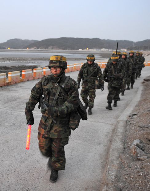 South Korea to Proceed With Artillery Drill UN Seeks Calm