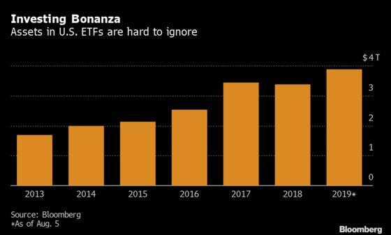 AllianceBernstein Signals Move Into ETFs With Job Posting