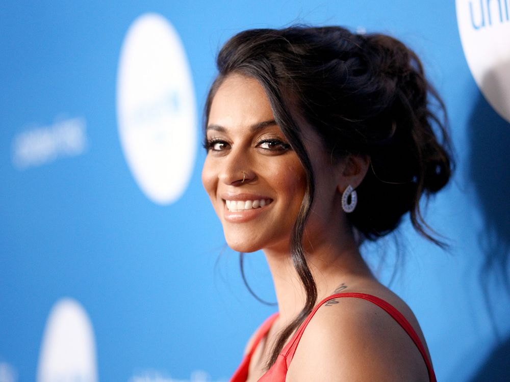 Lilly Singh/ Award Show/ Celebrities