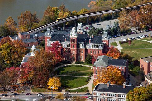 B-School Photo of the Week: West Virginia