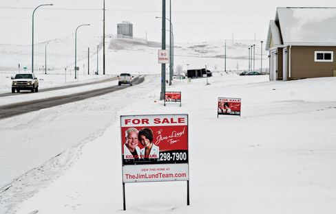 It's a buyer's market in Dickinson, N.D.