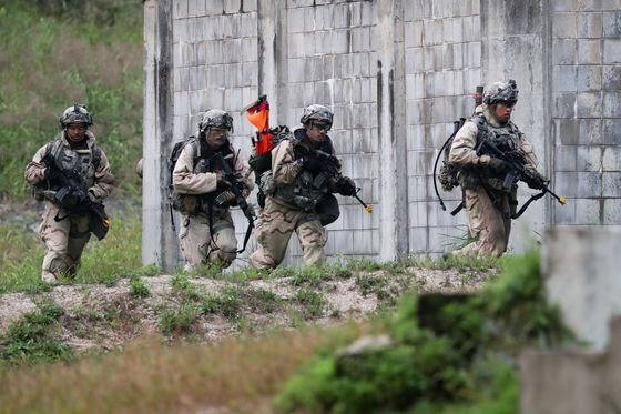 U.S. Suspends Another Military Exercise to Help With North Korea Talks