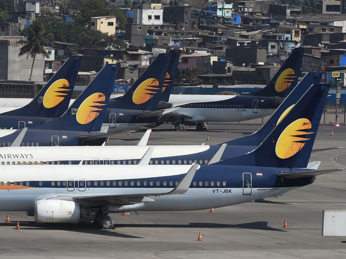 India Top Lender Says Liabilities Biggest Hurdle to Jet Air Sale