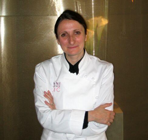Chef Ann-Sophie Pic