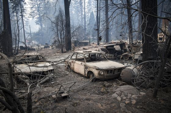 California's Wildfire Epidemic Is Blamed on Bad Building Decisions