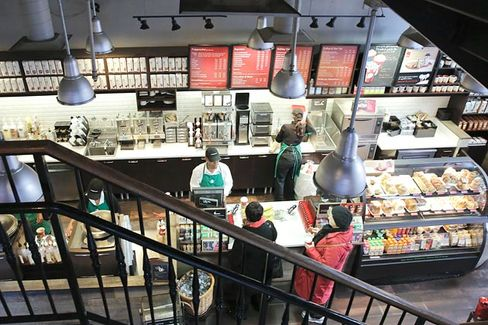 Starbucks Expands Its Loyalty Program to Grocery Stores