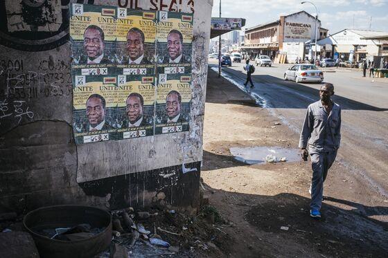 Protests Erupt in Zimbabwe After Ruling Party Wins Landslide