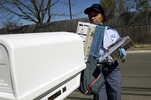 Postal Service Seeks Exit From Union Deal to Prune 220,000