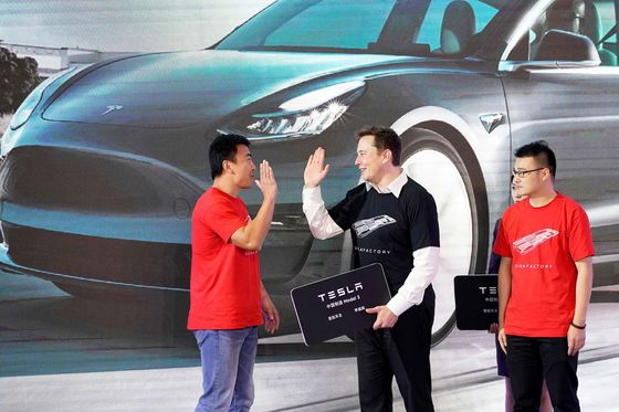Elon Musk Loves China, and China Loves Him Back—for Now