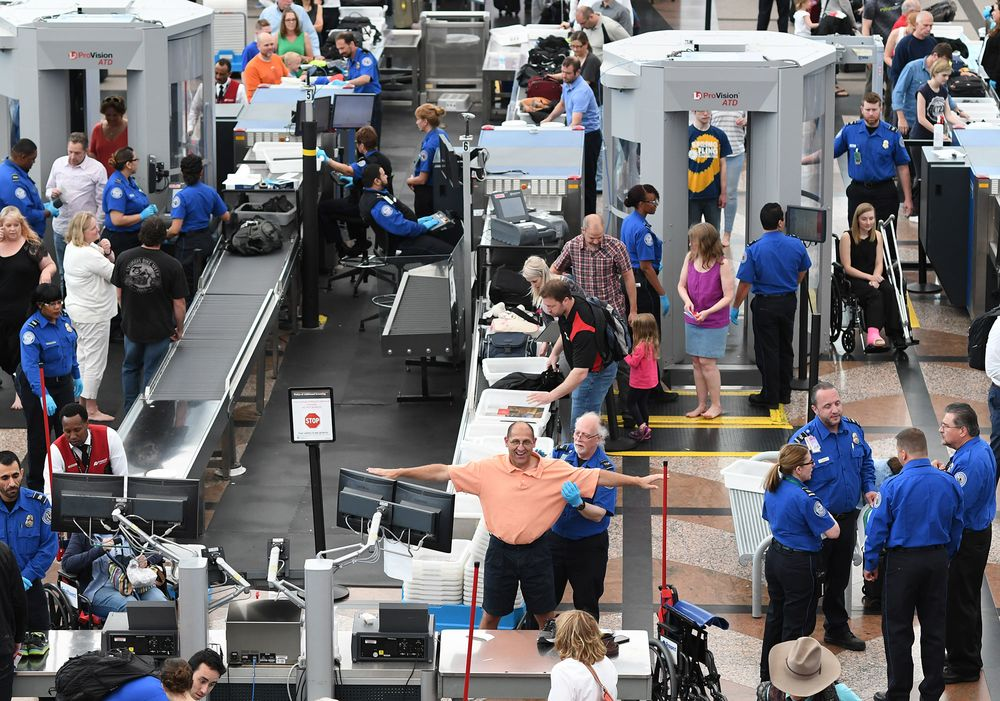 Airport Patdowns to Become More Invasive