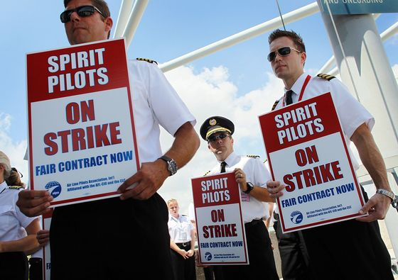 The Days of the Airline Strike May Be Over