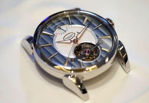 A Parmigiani Fleurier Watch