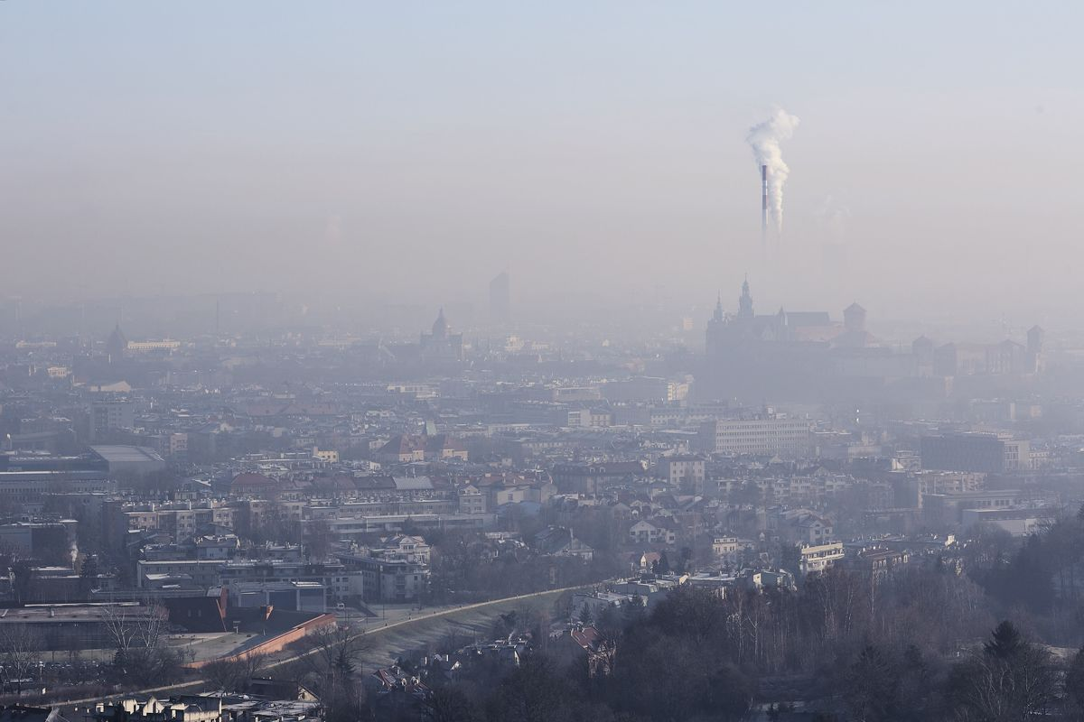 Drones Target Polluters in One of Europe's Smoggiest Places