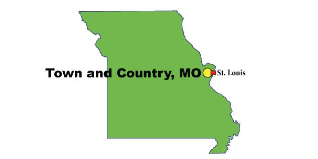 Most Expensive Suburb in Missouri: Town and Country