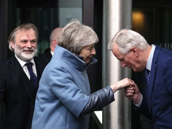Is May's New Brexit DealAs Good As It Gets?