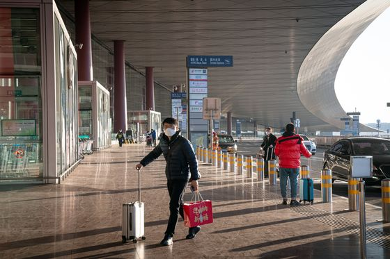 Chinese Ditch Flying (and Blind Dates) in Blow to Airlines