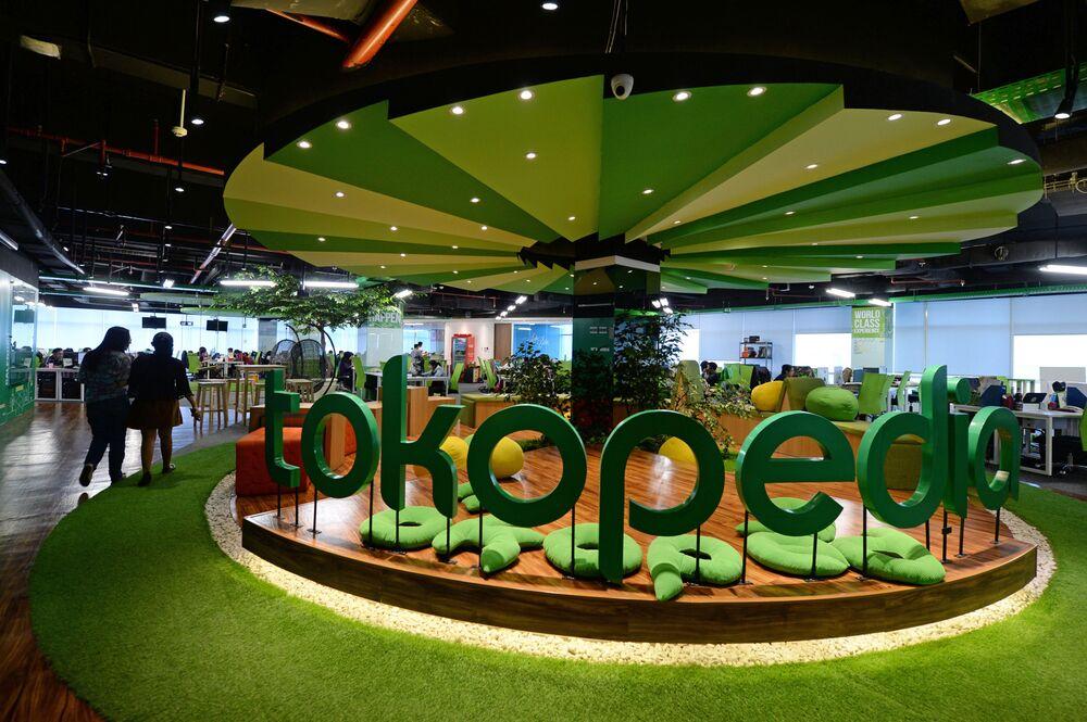 Kết quả hình ảnh cho tokopedia indonesia