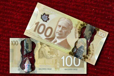 Canadian Dollar on Path to Parity, BofA Says