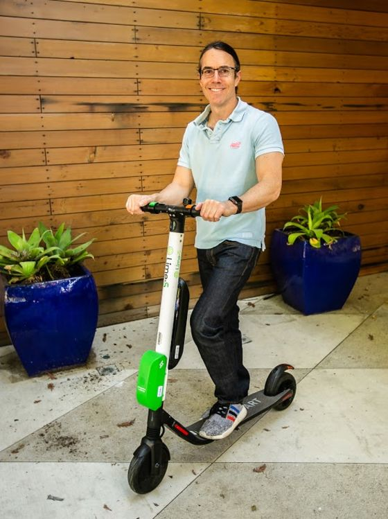 Scooter Company Lime Hires a Chief Operating Officer