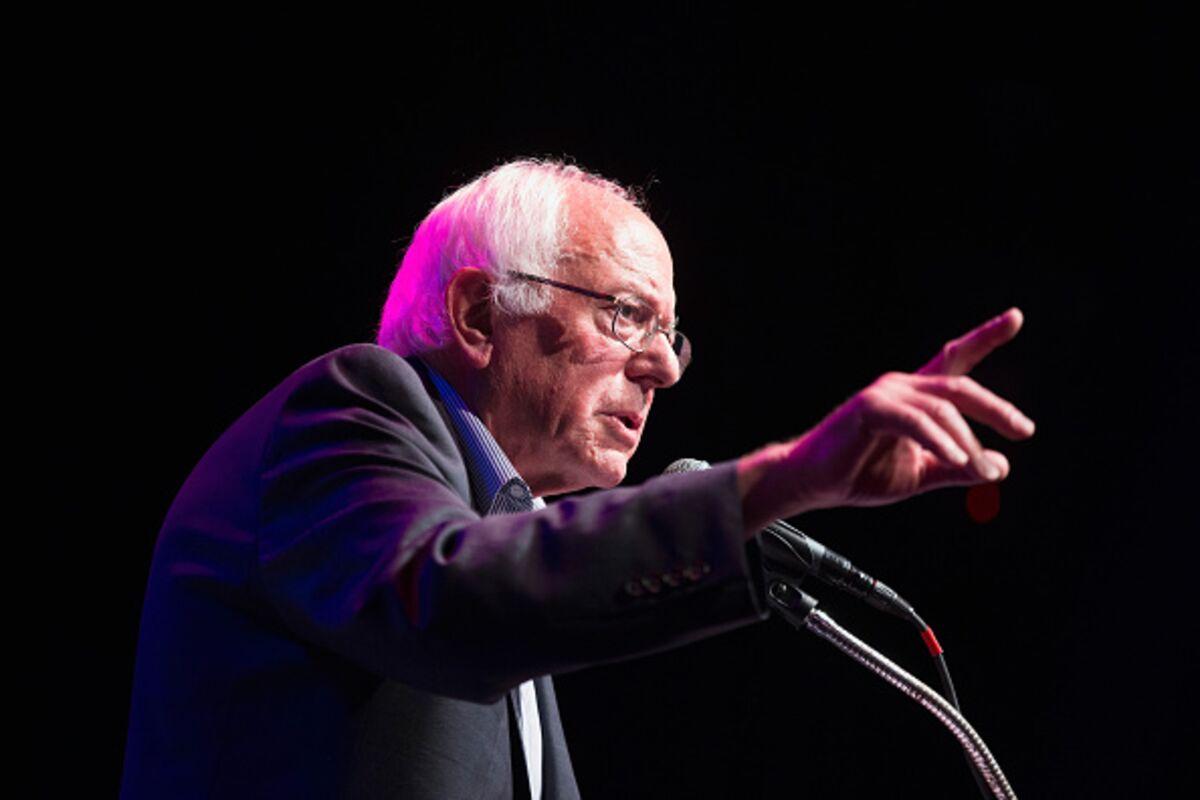 Bernie Sanders Sounds Like a Republican