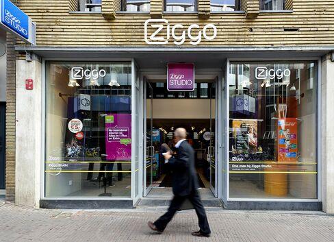 Liberty Global Agrees to Buy Ziggo
