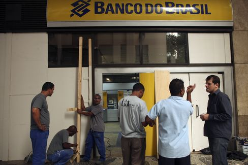 Brazil Erodes Last BRIC Refuge as State Investment Banks Move In