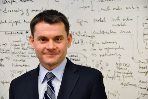 For the MIT Sloan Faculty, a Financial Technician
