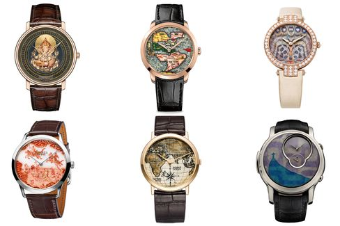 What goes into making these cases and dial is just as impressive as what it takes to make a mechanical watch movement.