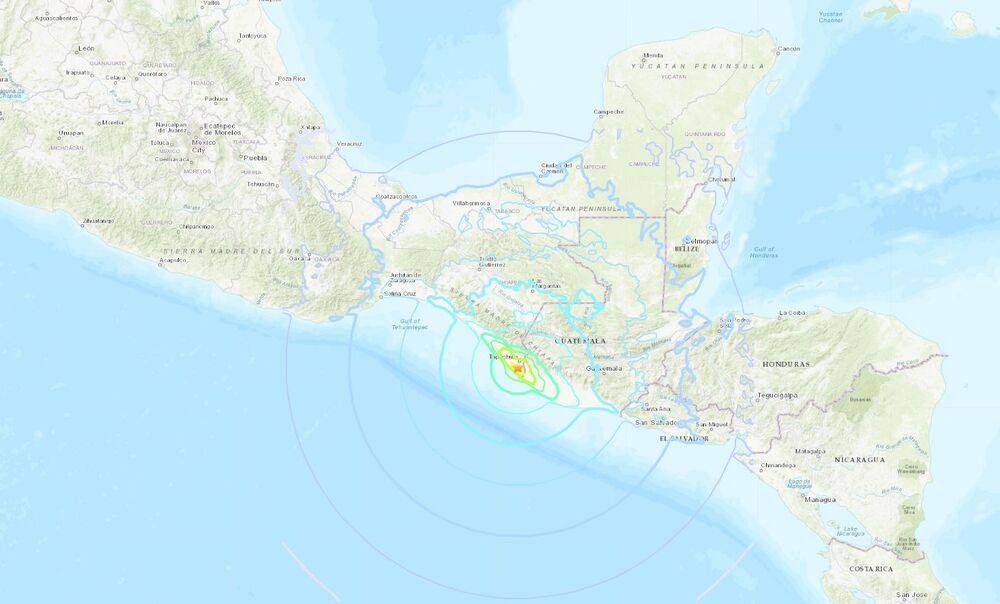 Mexico Earthquake: Magnitude 6.5 Hits Southern Mexico ...
