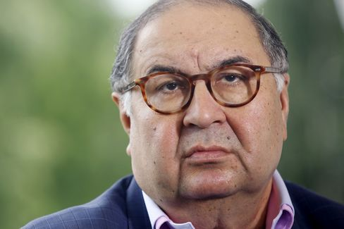 Usmanov's Mail.ru Exits Facebook to Benefit From Stock Surge
