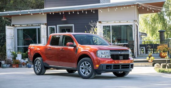 Ford Takes Aim at Import Crowd With Small Pickup Under $20,000