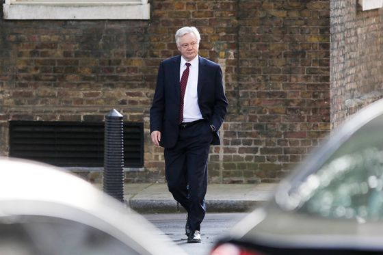 Brexit Ministers Davis and Baker Quit in Blow to May