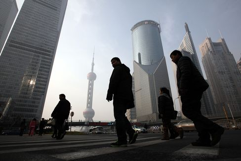 China's Financial Industry