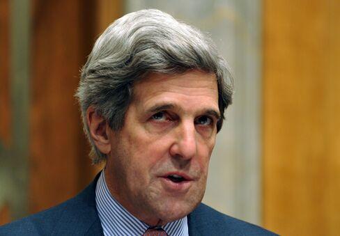 US Senator John Kerry