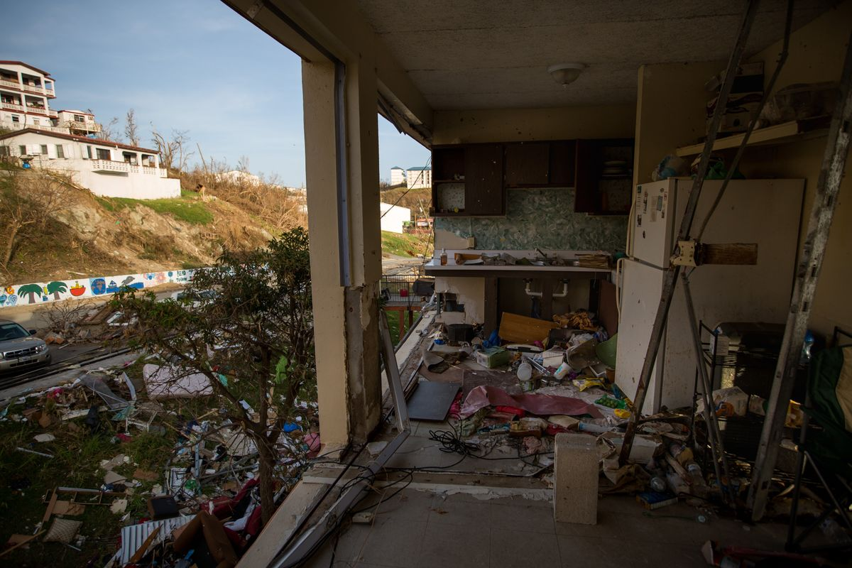 Death Toll in U.S. Virgin Islands From 2017 Hurricanes Likely Higher Than Thought